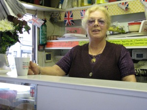Jane Tothill - Business used to be booming.